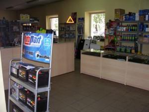 Parduotuvė - Regimanto autoservisas
